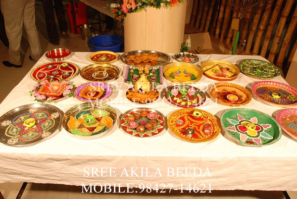 Wedding Plates & Sree Akila Beeda- Wedding Services in Salem
